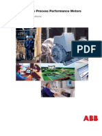 Brochure HV Process Performance Motors en 122006