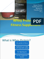 Whey Product