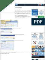 Basic SAP Dialog Screen Program