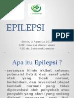 penyuluhan EPILEPSI
