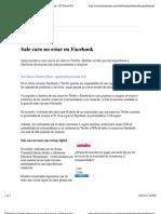 Facebook y Twitter influyen a la hora de comprar - El Nuevo Día