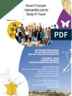 Brochure Accent Franc a Is 2010