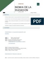 Guía Economia de La Educación