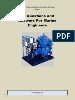 Part4 Q a Marine Engineer