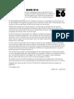 2015-10-31 - Verslag Rkdes e6 - Dios e14