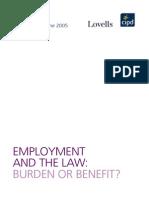 Employment Low