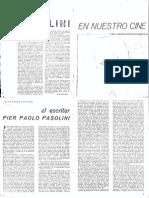 Pasolini P.P. (Dossier)