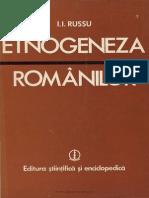 Etnogeneza Românilor Fondul Autohton Tracodacic Şi Componenta Latino-romanică