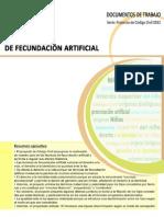DT Fecundación Artificial