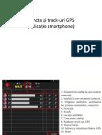 Puncte Si Track-uri GPS