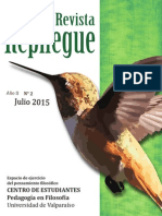 Revista Repliegue nº2 (UV)
