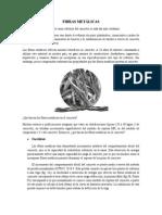 FIBRAS METÁLICAS