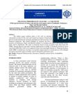 Financial Study on Financial Performance Analysis on Private Sector