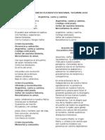 Himno Del Congreso y Oracion 2016