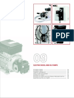 Electric Diesel and Oil Pumps