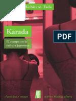 Karada. El cuerpo en la cultura japonesa.