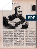 Lenny Breau Interview