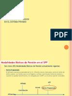Sesion 6 Modalidades de Pension en El Sistema Privado