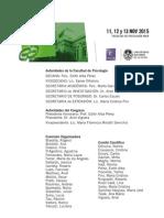Programa Congreso UNLP 2015