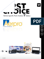Aerpro Catalogue 2009