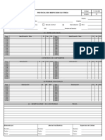 F-CEL-002 Protocolo de Inspeccion Electrica