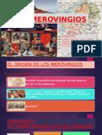 LOS MEROVINGIOS