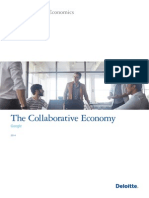 Deloitte Au Dae Collaborative Economy Google Report 2014