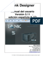 Manual de Tank Designer