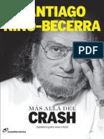 Mas Alla Del Crash. Apuntes Para Una Cri - Santiago Niño-Becerra