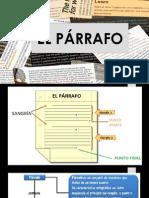 EL PÁRRAFO (clase).pdf