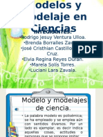 Modelos y Modelajes Ciencias