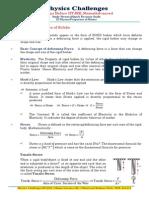 30 Days IITJEE Properties of Solids