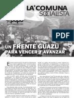 Revista La Comuna Número Especial