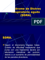 11-Sindrome Distres Respiratorio.