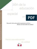 Situación de Ed Esp Perú 2001 Defensoria del Pueblo (1)