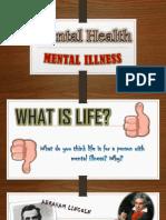 Mental Health-mental Illness 2
