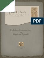 Pen of Thoth eBook