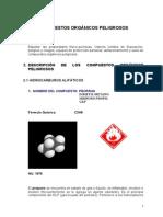 Deber Propiedades Físico-químicas de Compuestos Organicos