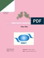 OMT y Regiones Turísticas