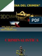 Escena Del Crimen Esscri 2