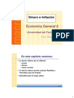 PPT Dinero Inflacion