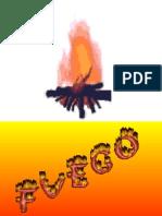 Naturaleza del  Fuego