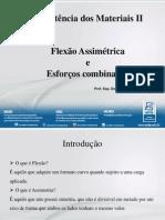 03 Flexão Assimetrica e Esforços combinados.pdf
