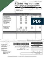 Miami Dade County Real Estate 01 4138 149 2100 2014 Annual Bill