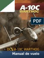 DCS a-10C Flight Manual ES