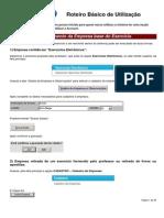 Account-Roteiro Basico de Utilizacao