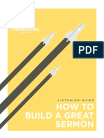 Listening+Guide+-+How+to+Build+A+Great+Sermon