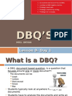 how to write a dbq edited version for 6-7-8-tv version