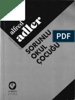Alfred Adler - Sorunlu Okul Çocuğu