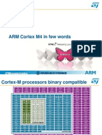 ARM CortexM4